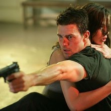 Tom Cruise nel film Mission: Impossible III (2006)