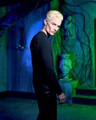 James Marsters in Buffy