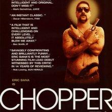 La locandina di Chopper