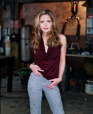 Sarah Michelle Gellar in Buffy