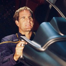 Scott Bakula in una scena di Star Trek: Enterprise