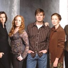 Il cast di Six Feet Under