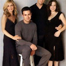 Sarah Michelle Gellar, Freddie Prinze Jr., Matthew Lillard e Linda Cardellini sono i membri della Scooby Gang