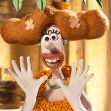 la simpatica e generosa protagonista di Wallace & Gromit: La maledizione del coniglio mannaro