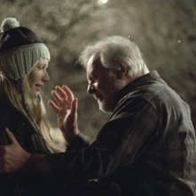 Anthony Hopkins e Gwyneth Paltrow in una scena di Proof