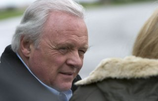 Anthony Hopkins in una scena di Proof