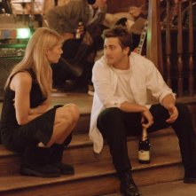 Jake Gyllenhaal e Gwyneth Paltrow in una scena di Proof