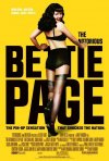 Il manifesto di The Notorious Bettie Page