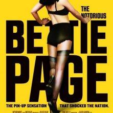 Il manifesto di The Notorious Bettie Page