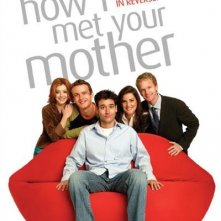 La locandina di How I Met Your Mother