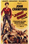 La locandina di Johnny Guitar