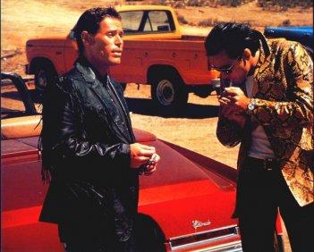Nicolas Cage e Willem Dafoe in Cuore Selvaggio
