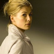 Rosamund Pike in Doom