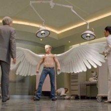 Ben Foster in una scena di X-Men 3