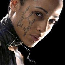 Dania Ramirez in una foto promozionale per X-Men 3