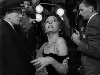 Gloria Swanson in Viale del Tramonto