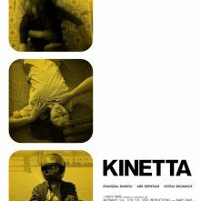 La locandina di Kinetta