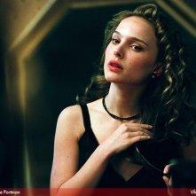 Natalie Portman in V for Vendetta