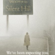 Una delle tante locandine di SILENT HILL realizzate per un concorso legato al film