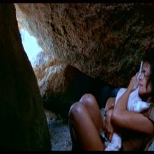 Janus Blythe in una scena di LE COLLINE HANNO GLI OCCHI