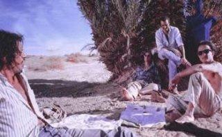 I protagonisti di Marrakech Express