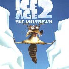 Uno dei manifesti de L'era glaciale 2