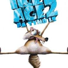 Uno dei poster realizzati per L'era glaciale 2
