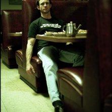 Lo scrittore Chuck Palahniuk