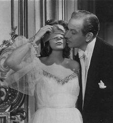 Greta Garbo in una scena di Ninotchka