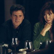 Daniel Auteuil e Sabine Azéma in una immagine del film Incontri d'amore