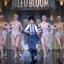 Matthew Broderick in una scena di The Producers