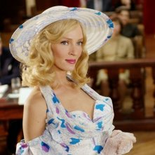 Uma Thurman in una scena di The Producers