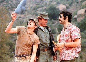 Donald Sutherland e Elliott Gould in MASH