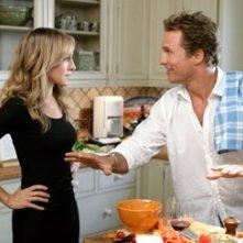 Matthew McConaughey accanto a Sarah Jessica Parker in A casa con i suoi