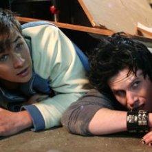 Ryan Merriman e Kris Lemche in Final Destination 3