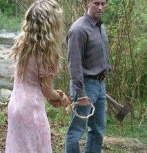 Steven Weber e Carrie Fleming in una scena di Jenifer