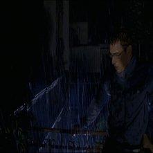 Elio Germano in una scena di TI PIACE HITCHCOCK? diretto da Argento