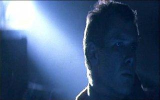 Harrison Ford in una sequenza di BLADE RUNNER