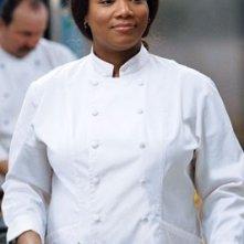 Queen Latifah in divisa da chef in L'ultima vacanza