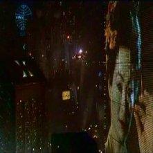 Una scena del film BLADE RUNNER