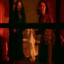 Una scena di TI PIACE HITCHCOCK? diretto da Dario Argento