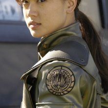 Grace Park in Battlestar Galactica