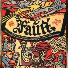 La locandina di Faust