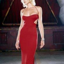 Una sexy Tricia Helfer in Battlestar Galactica