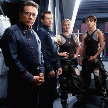 Un'immagine promozionale di Battlestar Galactica