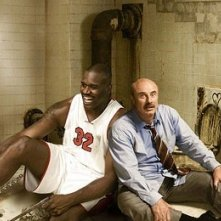Shaquille O'Neal e Phil McGraw in Scary Movie 4