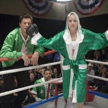 Simon Rex e Anna Faris in Scary Movie 4