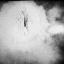 Camilla Horn e Gösta Ekman in una scena di FAUST del regista F.W. Murnau