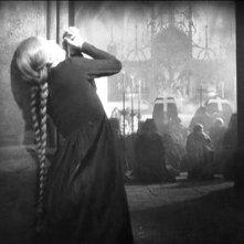 Camilla Horn in una scena di FAUST del 1926