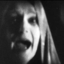 Camilla Horn in una scena di FAUST diretto nel '26 da F.W. Murnau